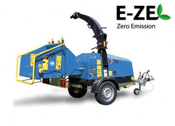 E-ZE Rębak elektryczny